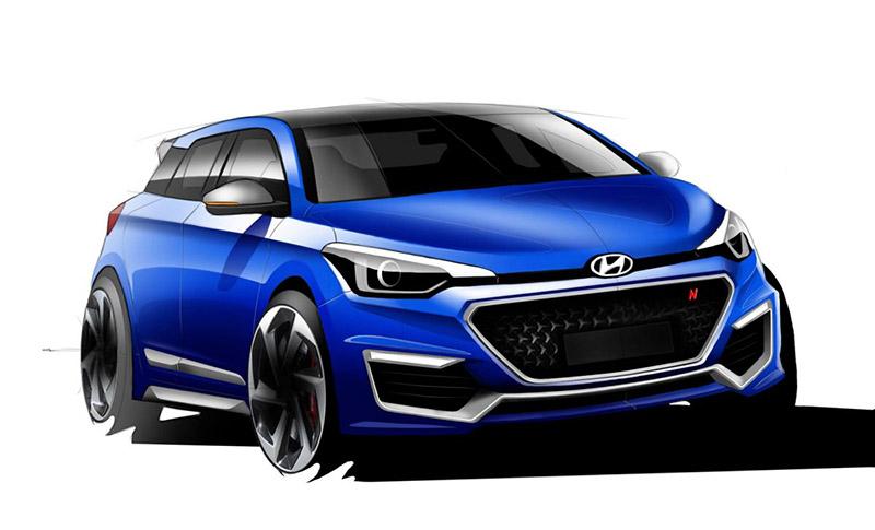 Hyundai-i20N-sketch