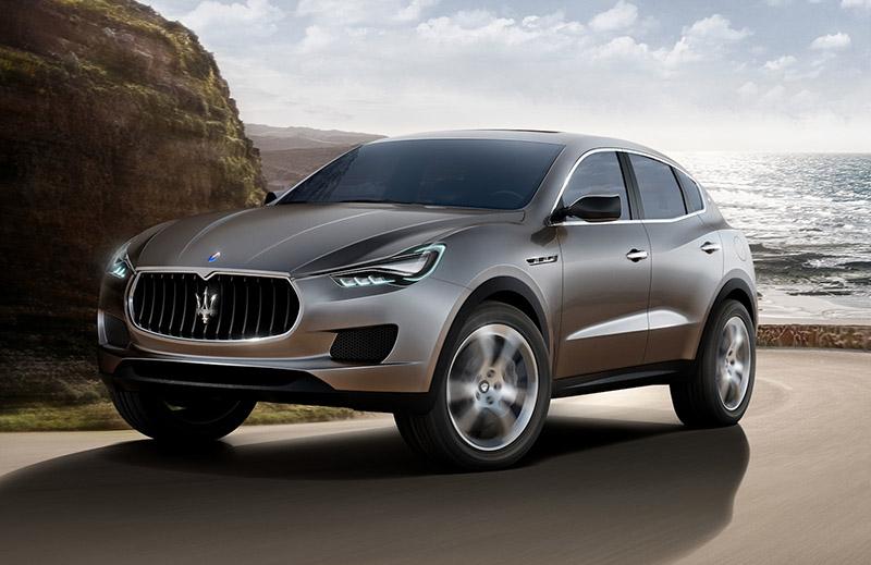 Maserati-Levante