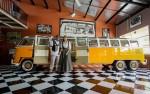 Longest Car Volkswagen Kombi Van Pictured In Indonesia