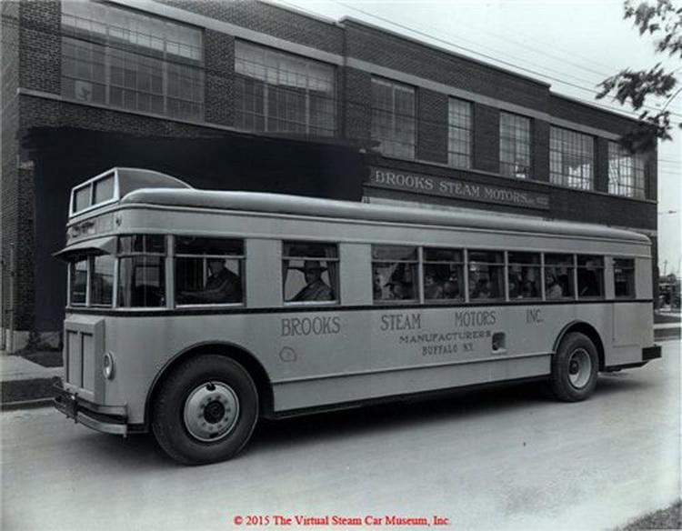 Автобусы компании стали надеждой на спасение от банкротства, не оправдавшей себя