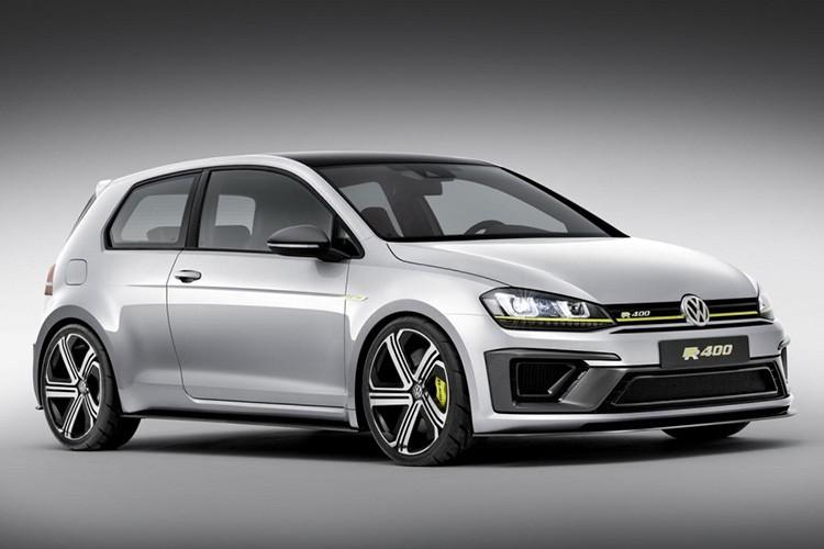 VW Golf R с 400 л.с. дебютирует в мае или июне