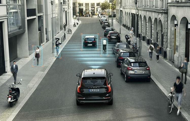 Volvo расширяет программу тестирования беспилотных автомобилей