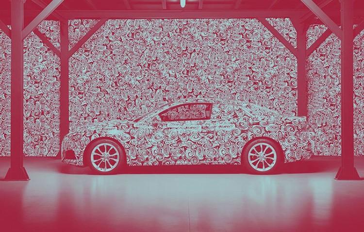 Компания Audi показала тизер нового A5 Coupe 2017