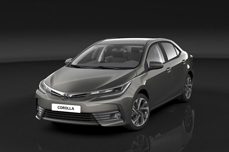 Новую Toyota Corolla засняли в Турции