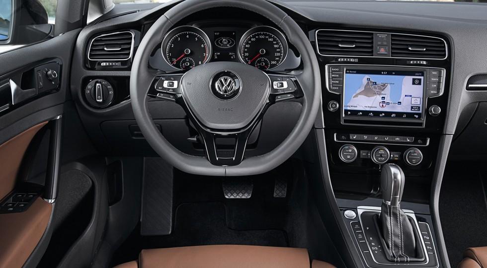 Нынешний VW Golf