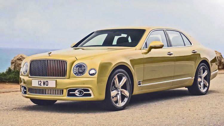 Новый седан Bentley будет еще роскошнее, чем Mulsanne