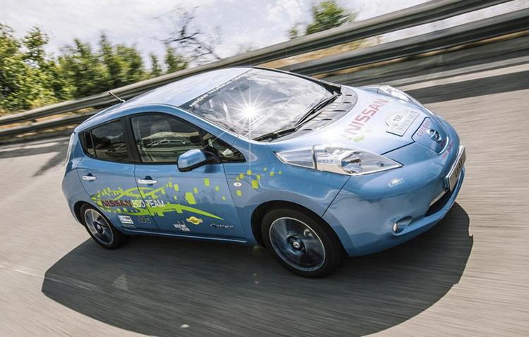 Nissan Leaf Prototype Cocoon