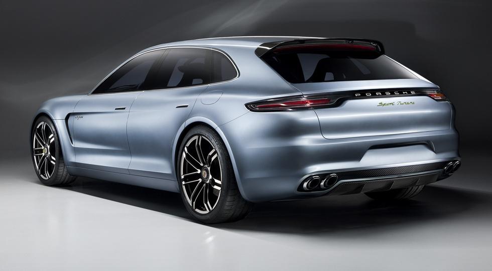 Концепт Porsche Panamera Sport Turismo
