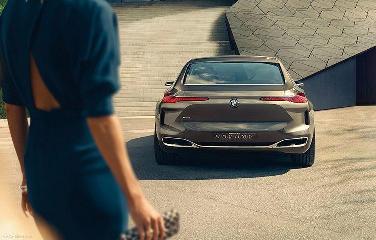 Компания БМВ приступила кразработке купе 7-Series