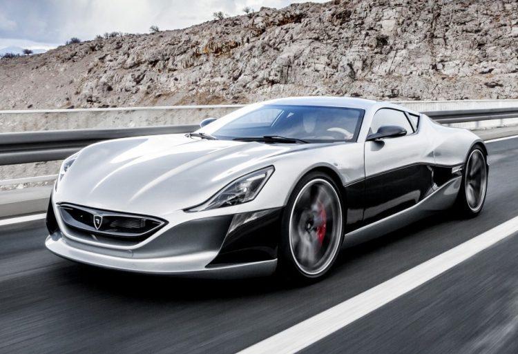 Электрический суперкар Rimac Concept One оказался скорее Tesla иLaFerrari