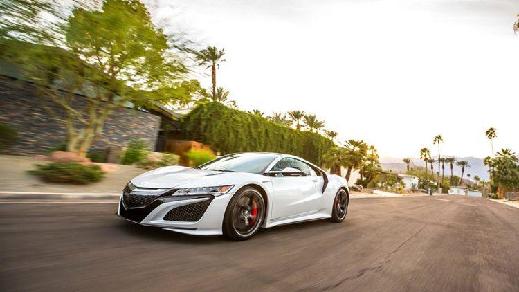 Озвучено название нового спорткара Хонда