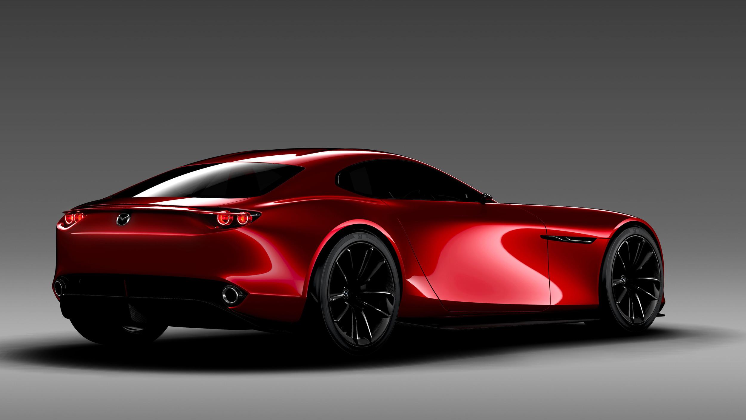 Роторный мотор свежей Мазда появится нарынке в 2020г.