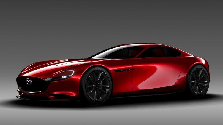 Новая Mazda RX-9 с роторным мотором дебютирует в 2020 году