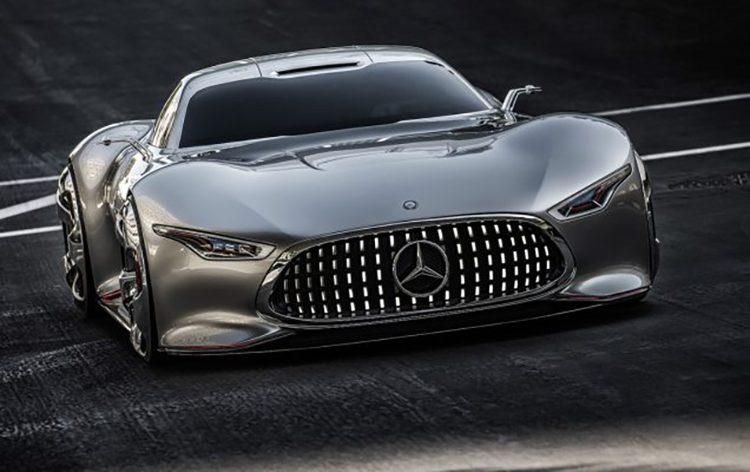 Mercedes выпустит серийный автомобиль сагрегатом от«формульного» болида
