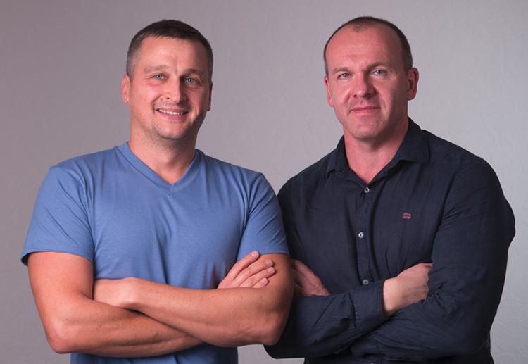 Serhii and Oleg