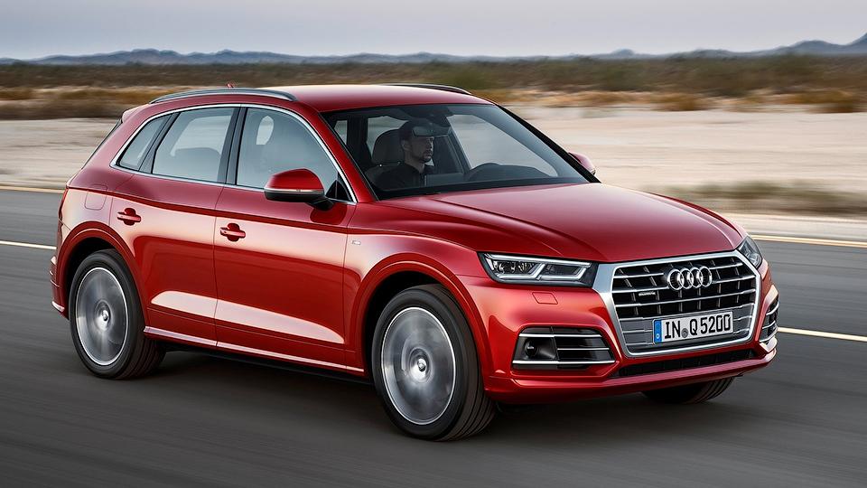 Audi представит в Женеве новую модель гаммы RS