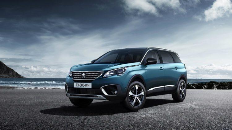 Peugeot (Пежо) рассекретила пятый новый кроссовер загод