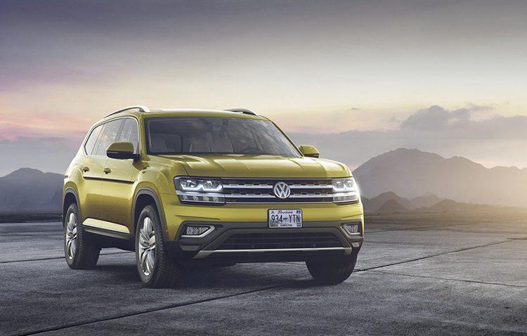 У VW Atlas появился китайский близнец