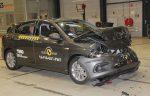 Fiat Tipo получил только 3 звезды на тестах безопасности EuroNCAP