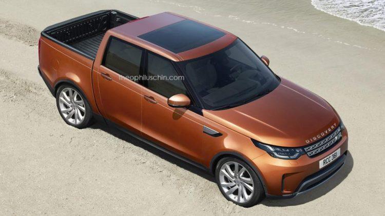 Land Rover анонсировал появление нового Discovery на российском рынке