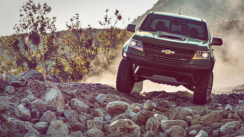 Chevrolet Colorado ZR2-17-11-2016-2