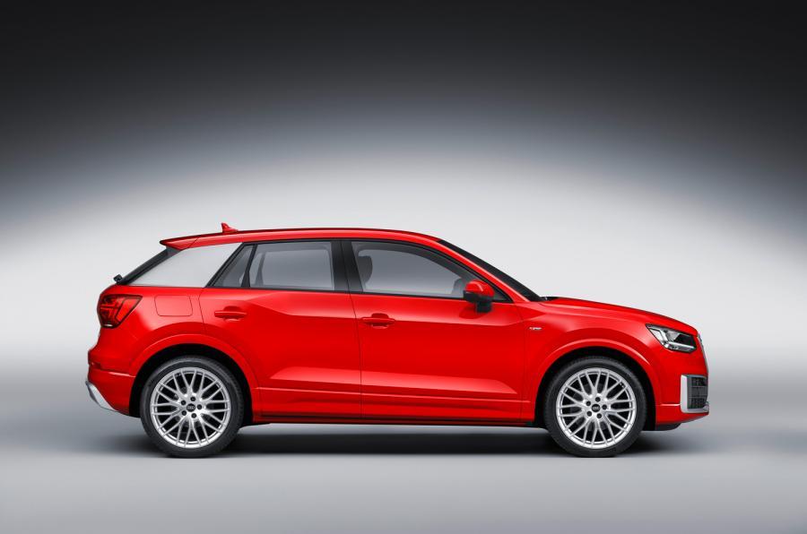 Audi q2 kokemuksia