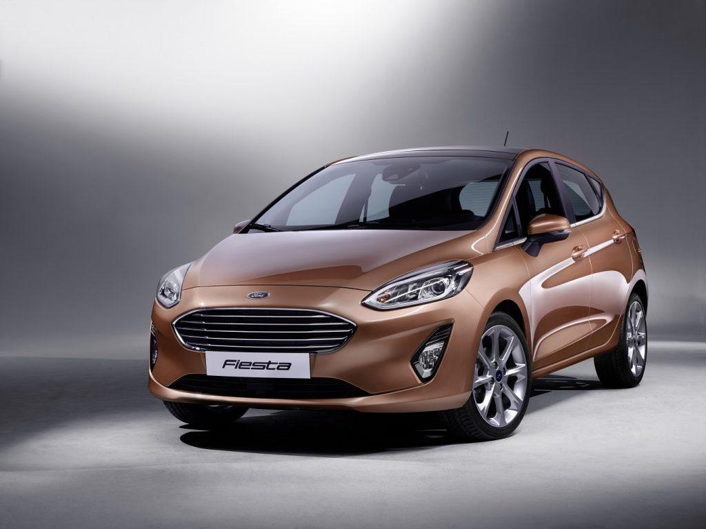 Форд Fiesta стал бестселлером вгосударстве Украина среди всего модельного ряда