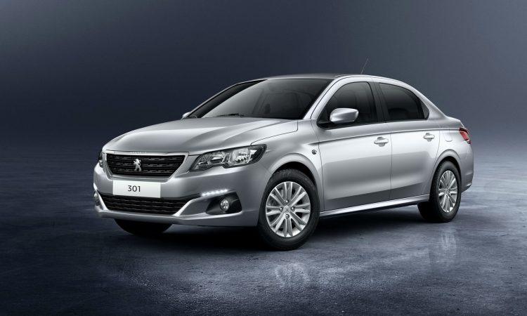 Представлен улучшенный седан Peugeot (Пежо) 301