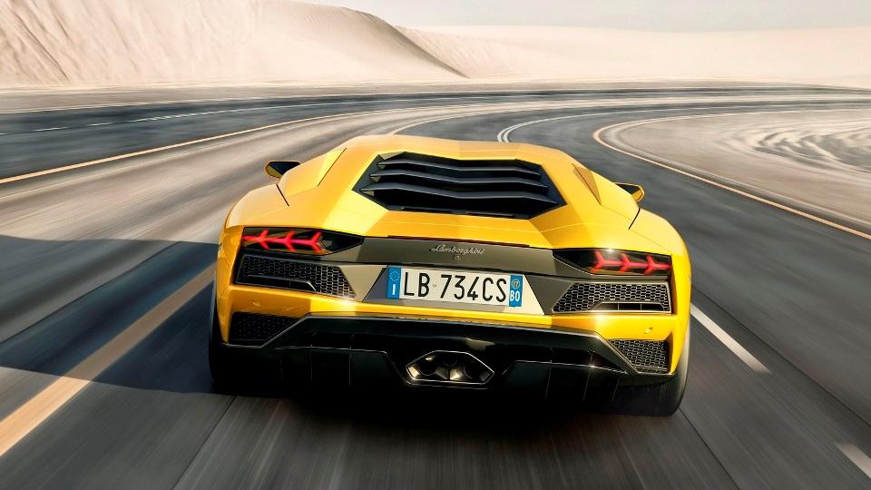 Lamborghini Aventador- S-20-12-2016 (3)
