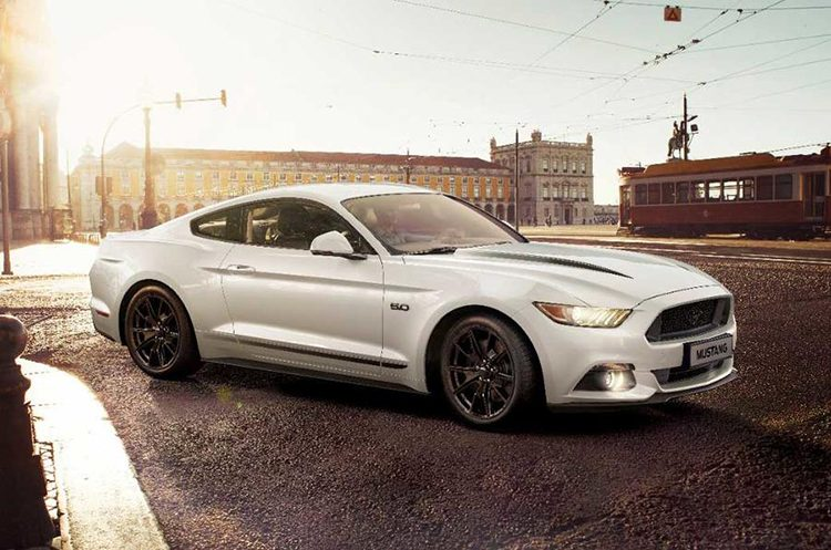 Форд Mustang будет доступен в 2-х особых версиях