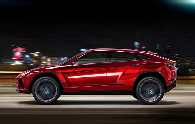 Производство кроссовера Lamborghini Ursus начнется в апреле