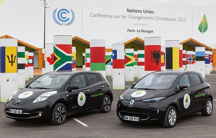 Электрокары Рено Zoe и Ниссан Leaf получат общую платформу
