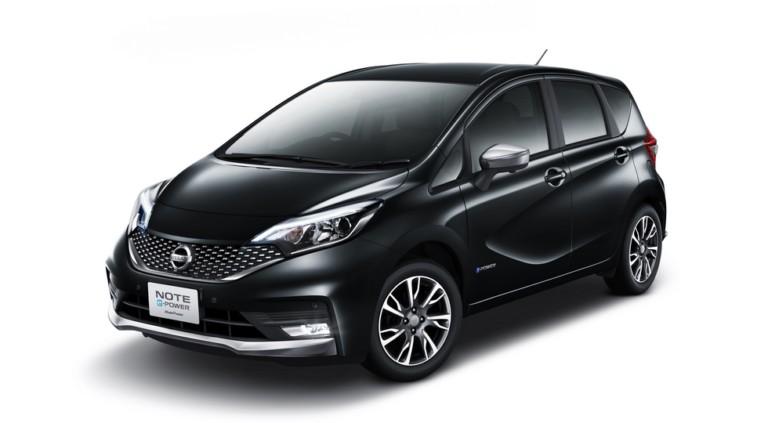 Nissan Note Mode Premier