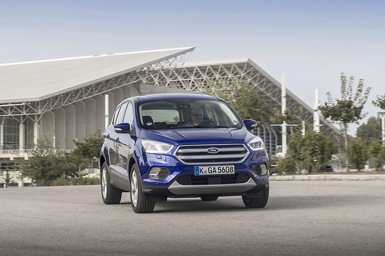 В 2016г. Форд Fiesta стала бестселлером американского бренда вУкраинском государстве