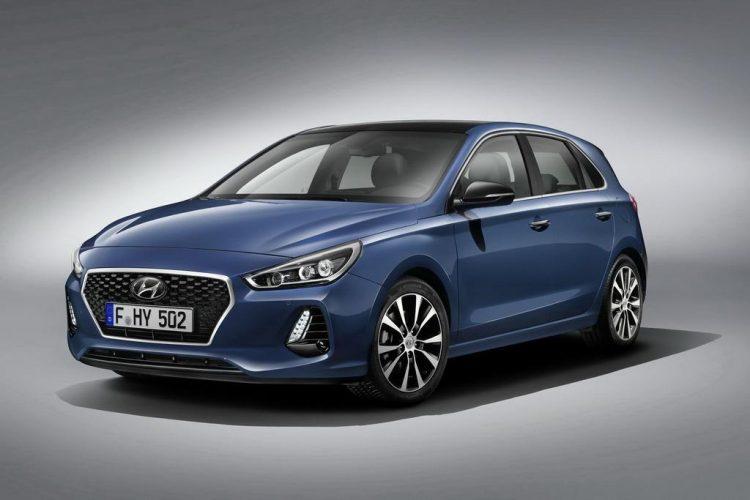 Хетчбэк Hyundai i30 нового поколения