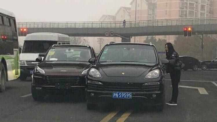 Китайский клон Порше сумеет разгоняться как оригинал