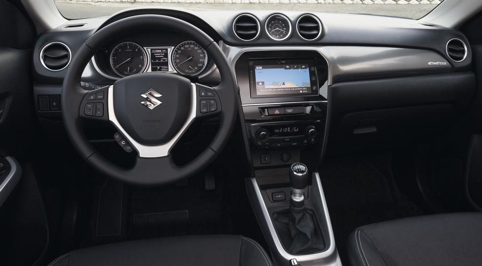 Нынешняя версия Suzuki Vitara
