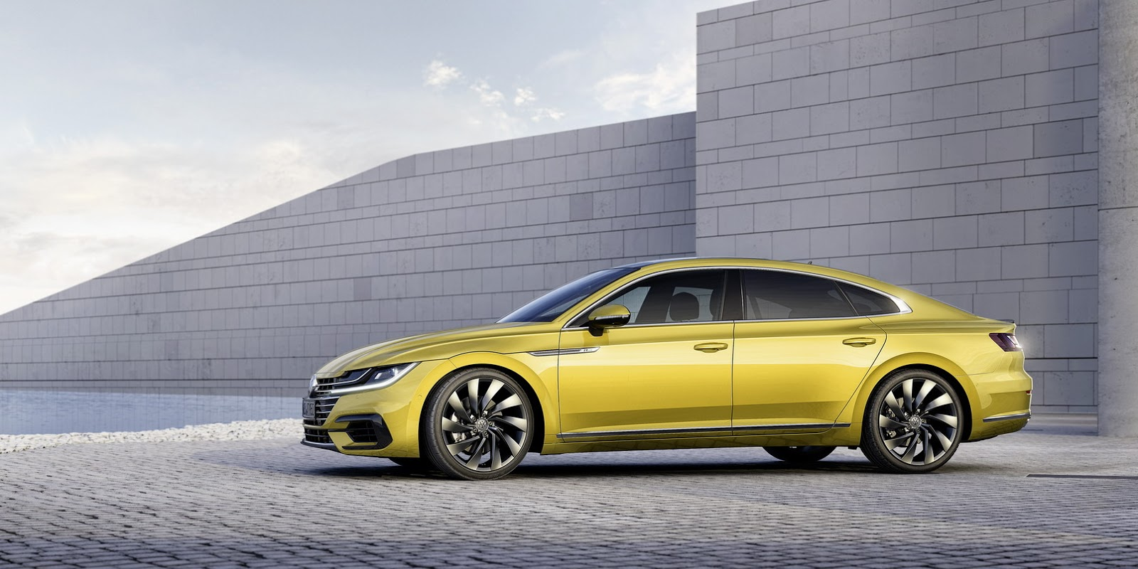Volkswagen Arteon: фото, характеристики и дата выхода на рынок