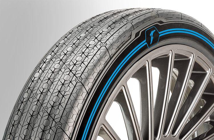 Goodyear показала концепт-кар шины Eagle 360 Urban сискусственным интеллектом