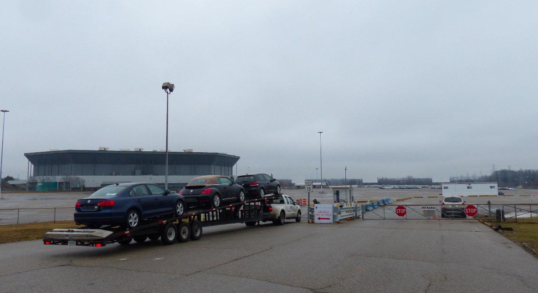 Эхо «дизельгейта»: вАмерике назаброшенных стоянках остаются тысячи дизельных VW