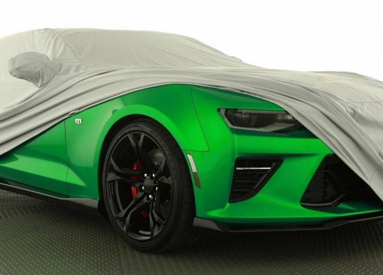 Шевроле презентует вЖеневе новый спортивный автомобиль Camaro Track Concept