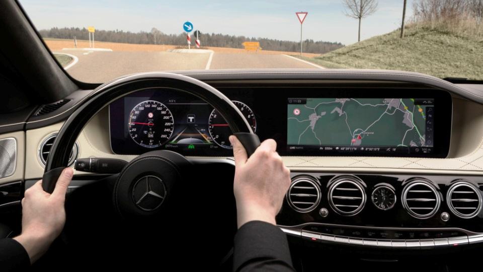 Mercedes-Benz S-Class 2018 (4)