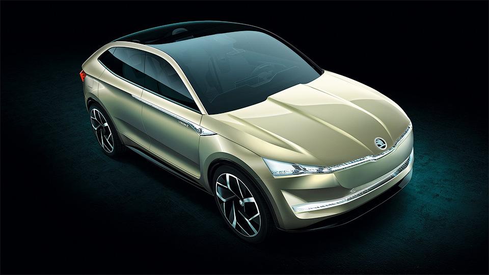 1-ый электромобиль Шкода будет создан наCitigo