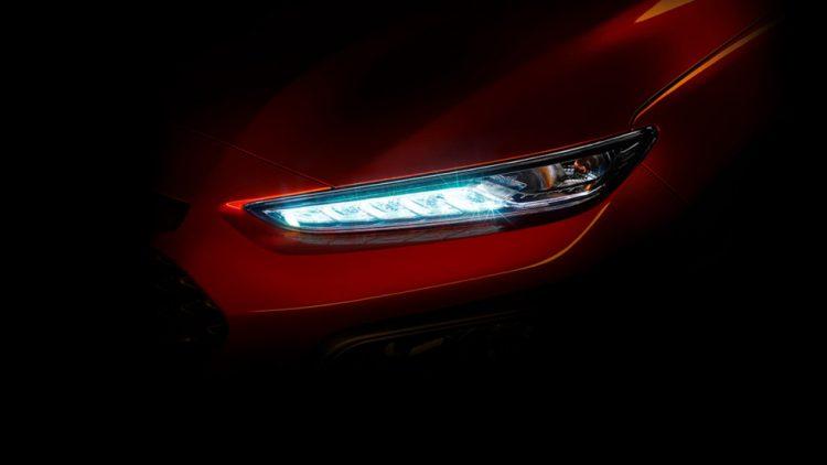 Hyundai Kona — новый конкурент Nissan Juke