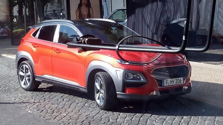 Хёндай готовит новый субкомпактный паркетник Kona