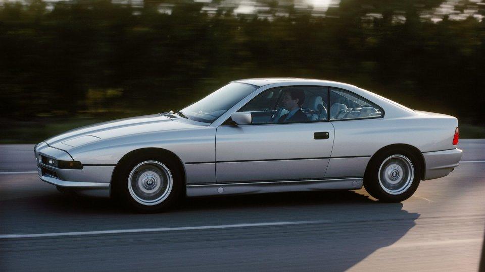 BMW 8-Series, которая выпускалась с 1989 по 1999 годы