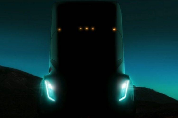Tesla показала винтернете 1-ый тизер своего фургона