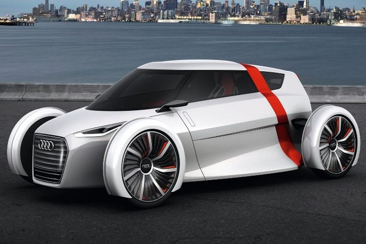 Ауди выпустит компактный электрический автомобиль в 2021-ом году