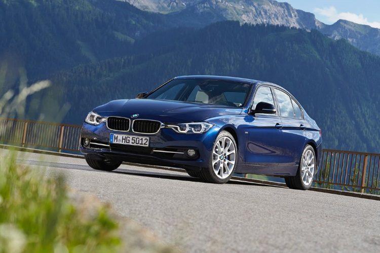 Компания BMW готова представить электрическую «тройку»