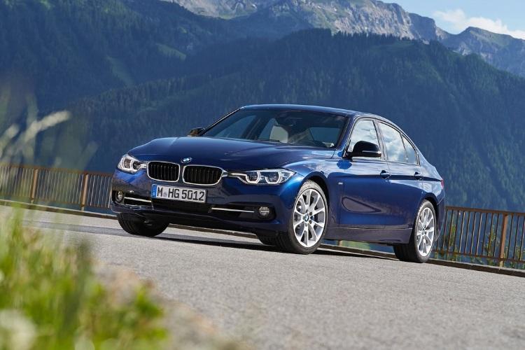 Электройка. BMW 3-Series перейдет на электричество